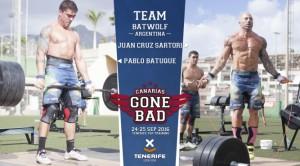 CanariasGoneBad Athletes Batwolf