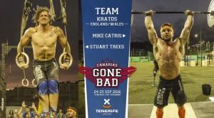 CanariasGoneBad Athletes Kratos